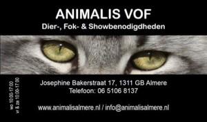 www.animalisalmere.nl