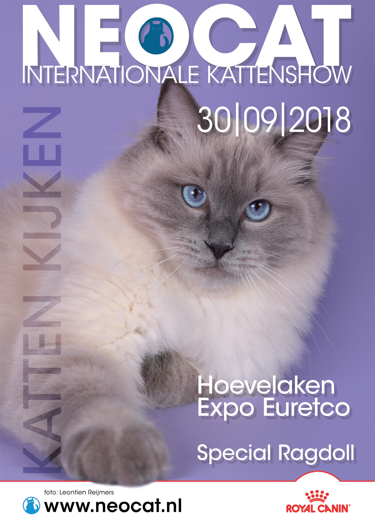 Kattenshow in Hoevelaken